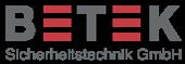BETEK Sicherheitstechnik Logo